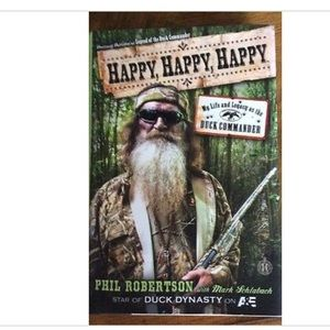 Other - Happy, Happy, Happy by Phil Robertson